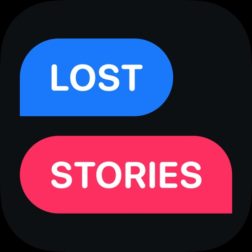 LOST STORIES - читай взахлеб!