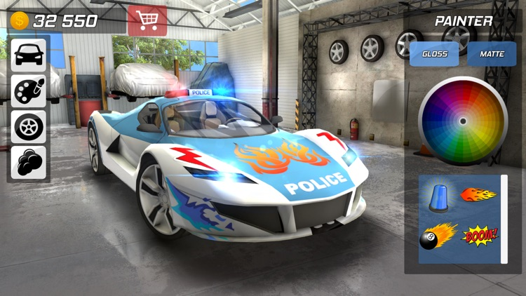 Police Car Chase Cop Simulator screenshot-3