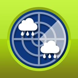 Rain Radar AU - BOM Radar