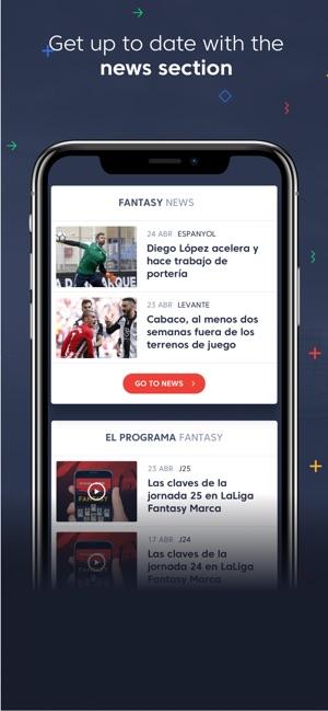 LaLiga Fantasy MARCA 18 19 on the App Store 5cf420cc29629