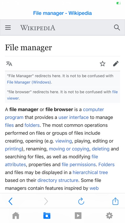 Filza File Manager App screenshot-3