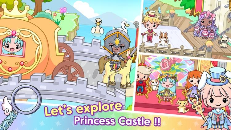 Jibi Land : Princess Castle screenshot-0