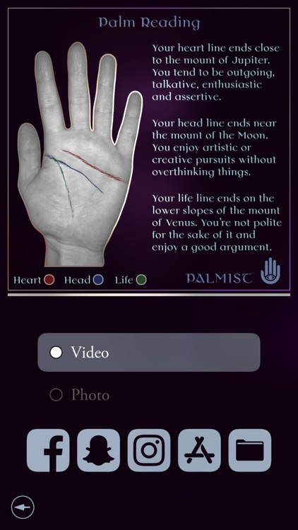 Palmist - Live Palm Reader