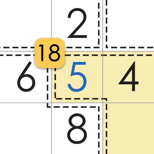 Killer Sudoku - Brain Puzzles+
