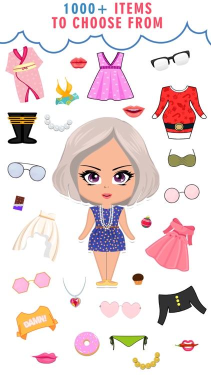 Character Maker - Doll Creator