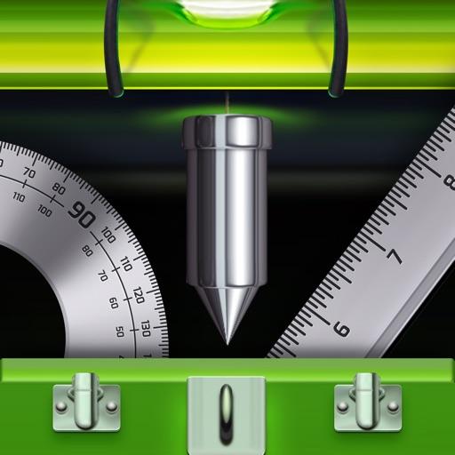 ToolBox: AR Ruler, Level Tool