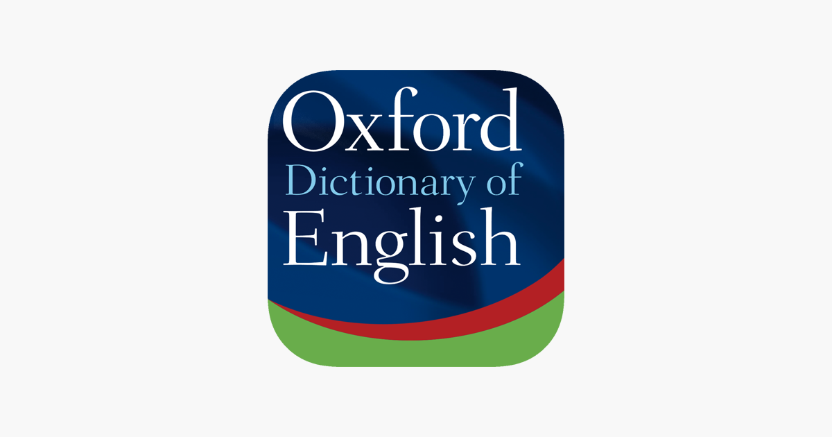 Oxford Dictionary Of English On The App Store