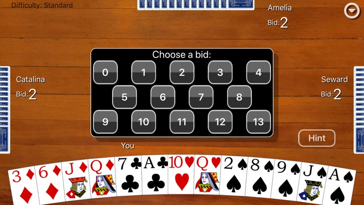 Spades Card Classic screenshot-1