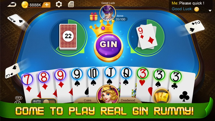Gin Rummy !! screenshot-0