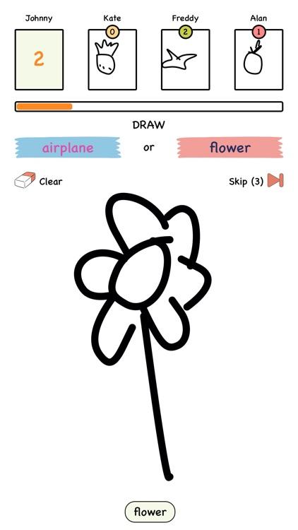 Draw Battle: Pictionary Guess screenshot-3