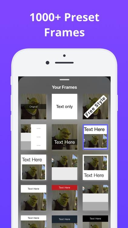 Memes Meme Maker GIF Generator screenshot-3