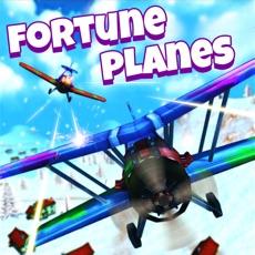 Activities of Fortune Planes Flying Battle