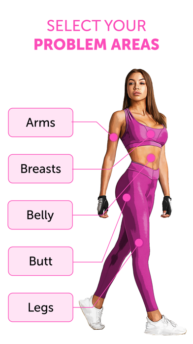 FitHer: Workout for Womenのおすすめ画像2