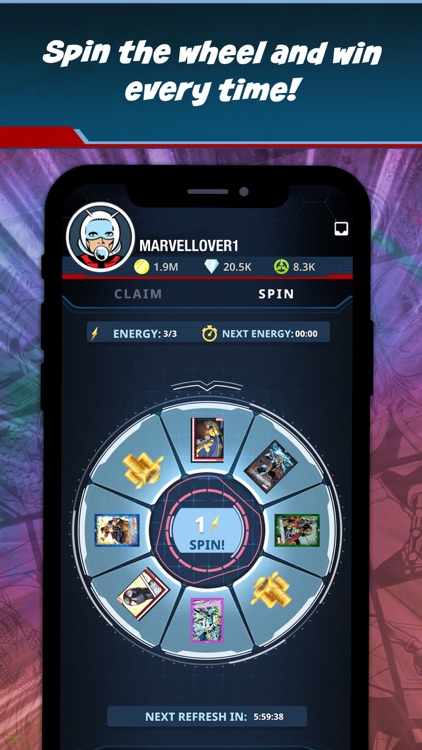 MARVEL Collect! by Topps screenshot-6