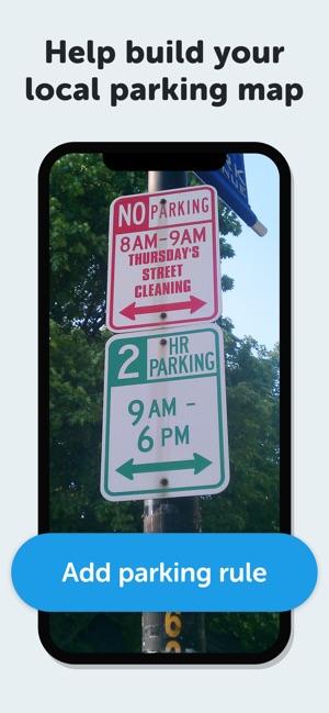 Spotangels Parking Map Deals On The App Store