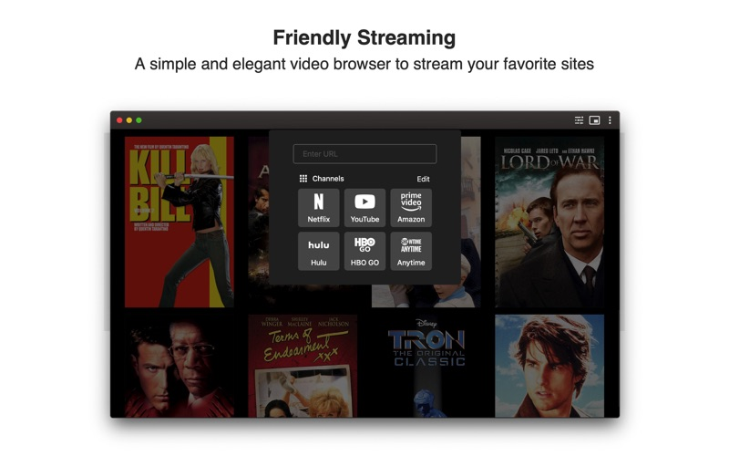 Friendly for Netflix Screenshot