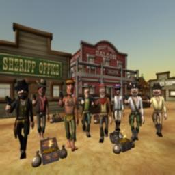 VR Western Wild West