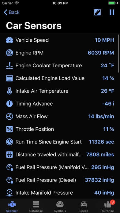 Ford App Screenshots