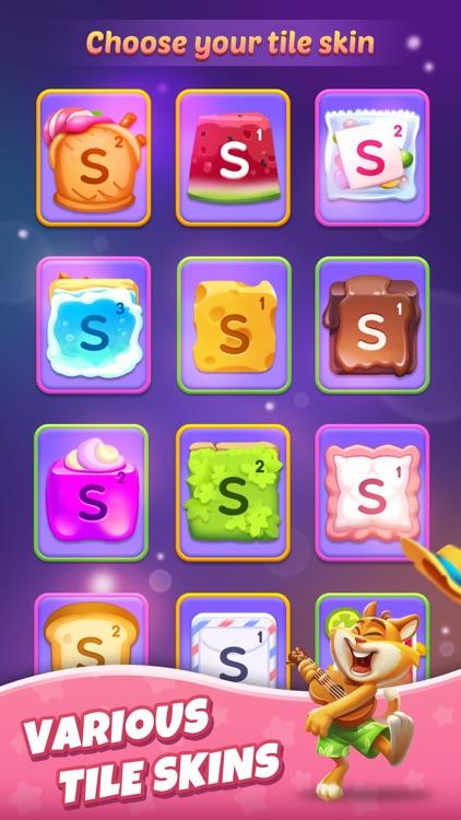 Word Buddies - Fun puzzle game screenshot-3
