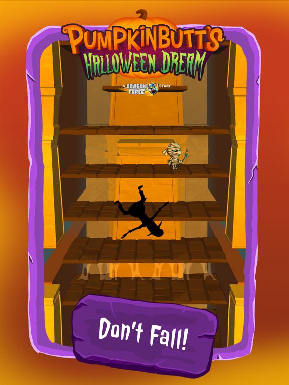 Pumpkinbutt's Halloween Dream screenshot 11