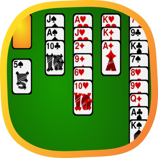 Classic Aces Up Solitaire UN