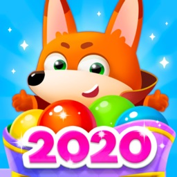 Bubble Shooter Forest
