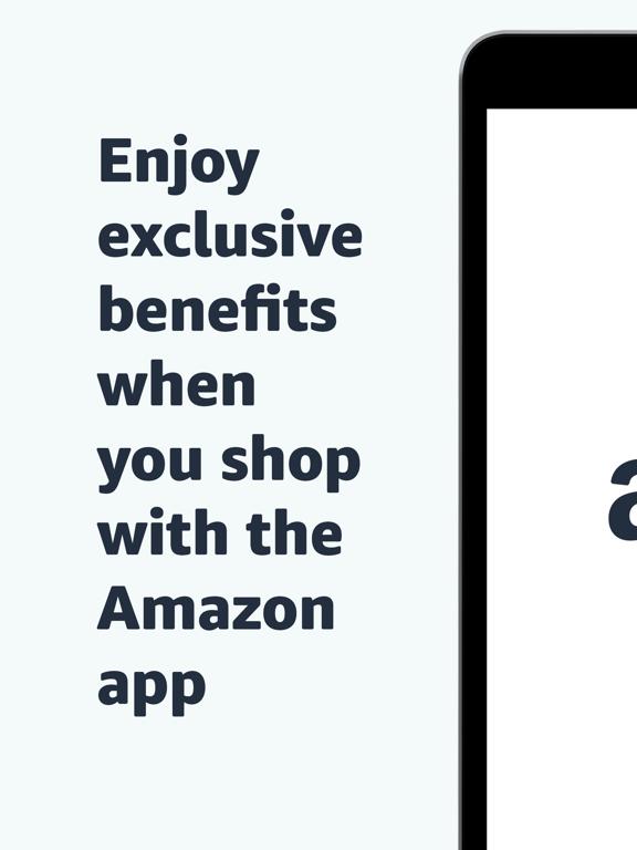 Amazon App screenshot