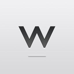 Ícone do app iWriter