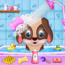 Pet Dress Up Cute Doggy Game