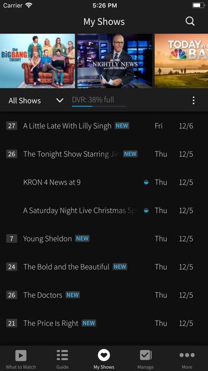 TiVo screenshot-3