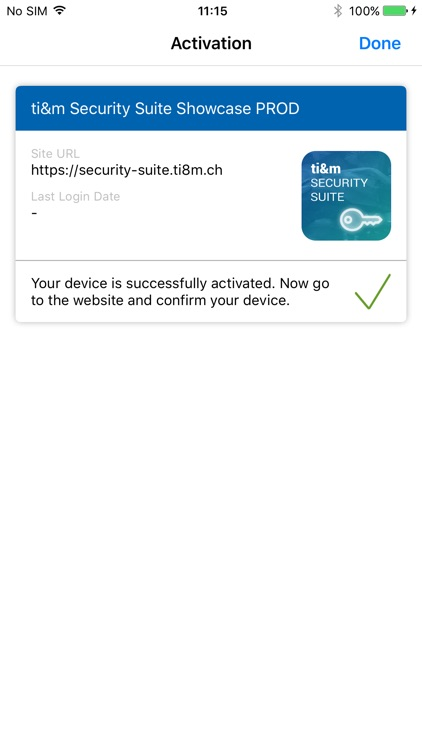 ti&m Secure Web