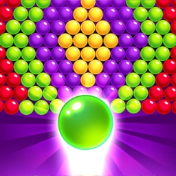 Candy Bubbles Game