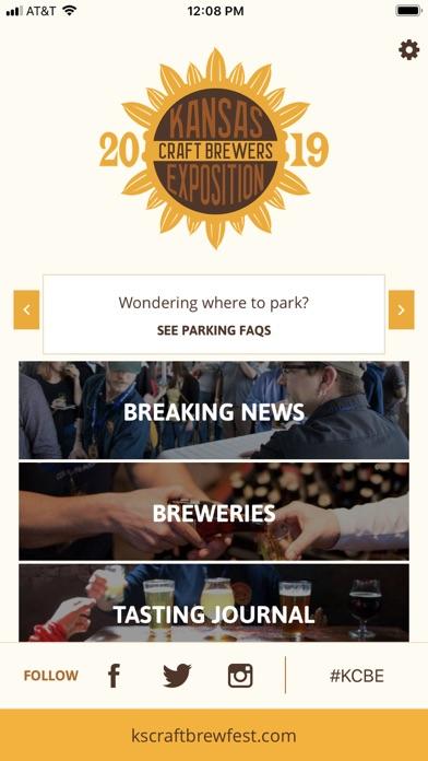 Kansas Craft Brewers Expo screenshot 1