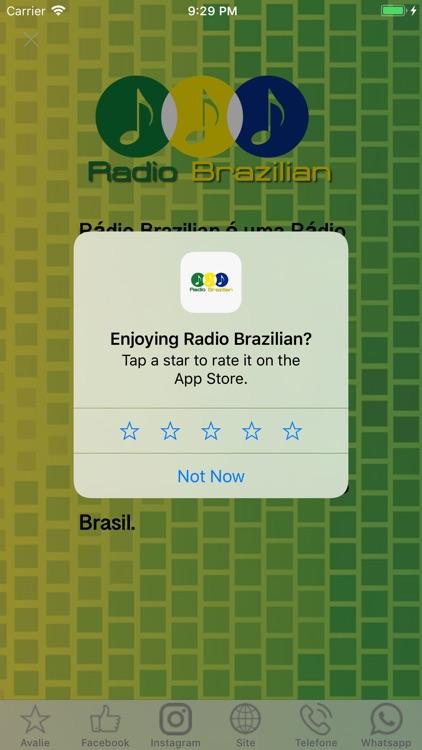 Radio Brazilian screenshot-3