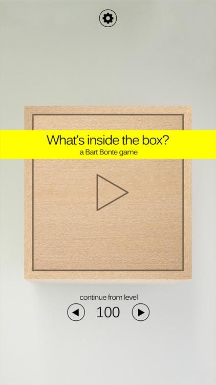 What's inside the box? screenshot-0