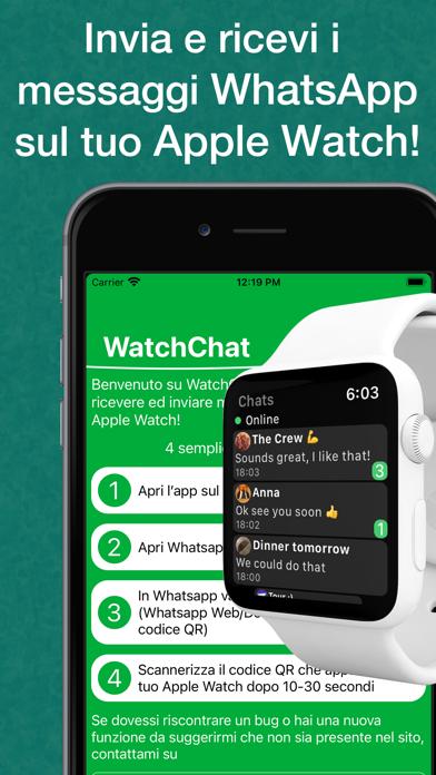 WatchChat 2: for WhatsApp iPhone