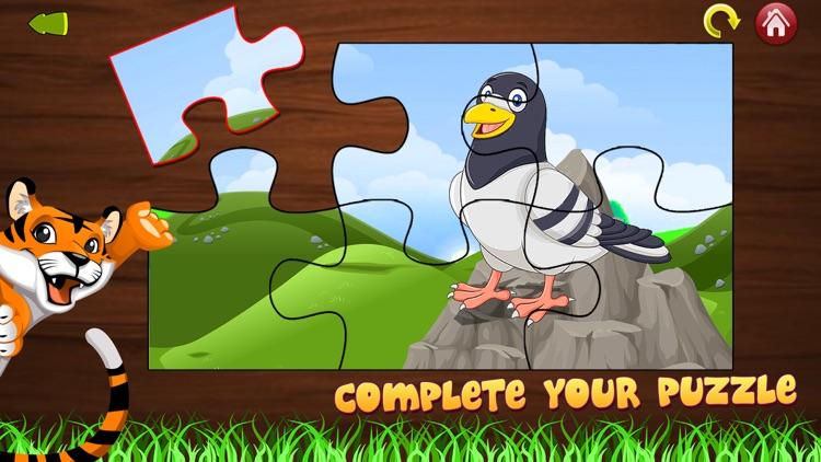 Jigsaw World Slide Puzzle Game