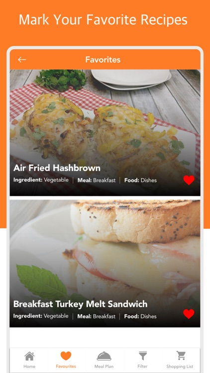 Healthy Air Fryer Recipes screenshot-3