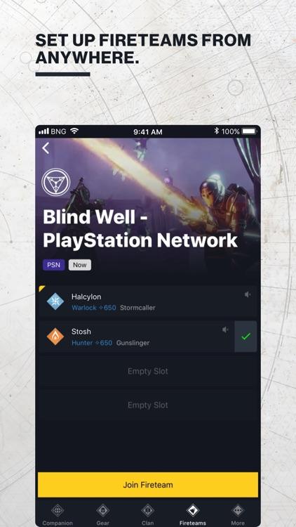 Destiny 2 Companion screenshot-3