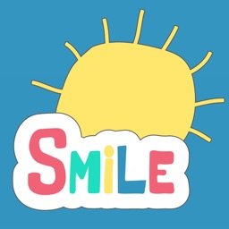 Wear Your Smile Sticker Pack