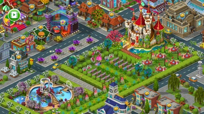 SuperCity: City Building Game Screenshot on iOS