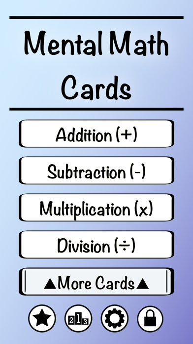 Mental Math Cards Games & Tips free Resources hack