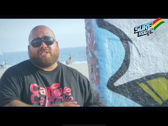 Screenshot #2 for Surf Roots TV