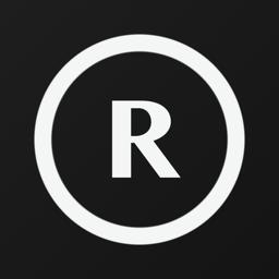 Ícone do app Simple RAW Camera