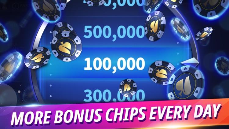 Fulpot Poker:Texas Holdem Game screenshot-4