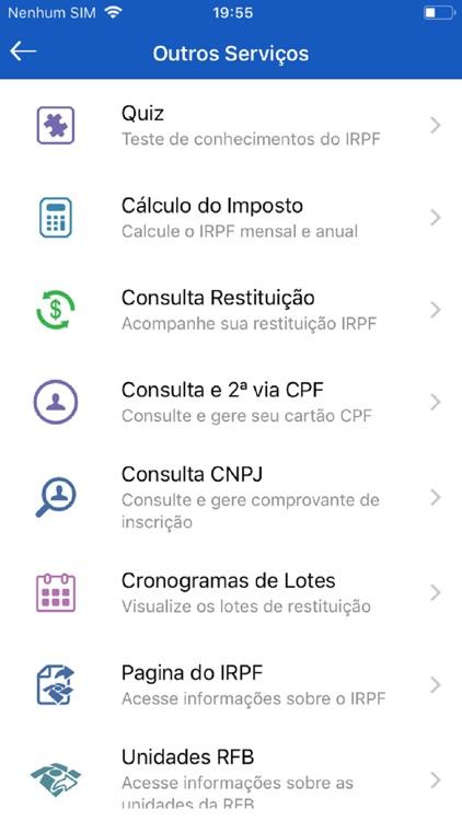 Meu Imposto de Renda screenshot-3
