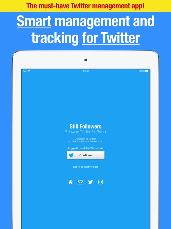 Still Followers for Twitter | App Price Drops