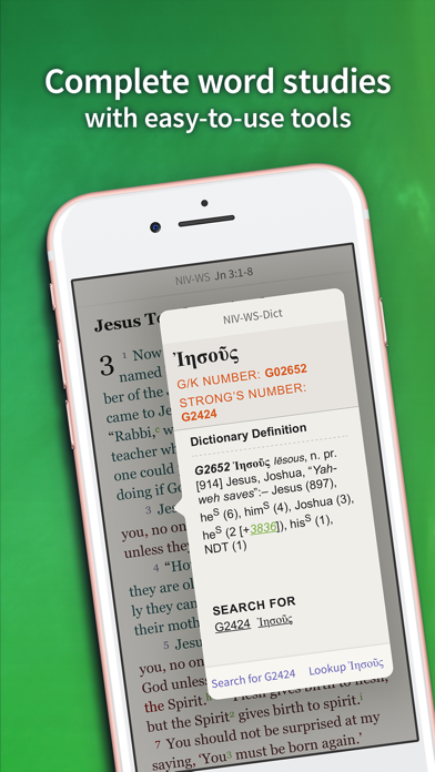 Bible App by Olive Tree Screenshot