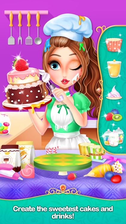 Princess Tea Party - Fun Games screenshot-3
