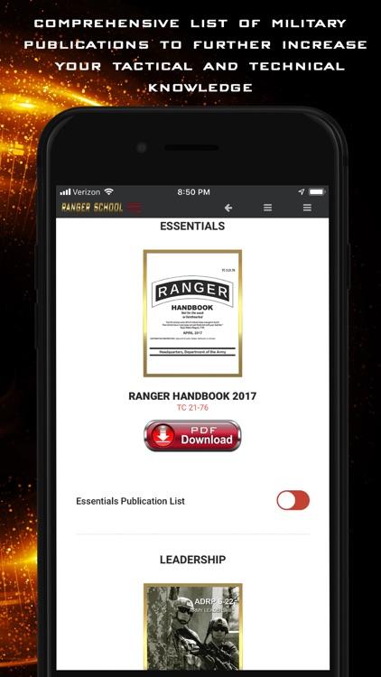 Ranger School Professional screenshot-5